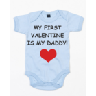 My First Valentine is my Daddy