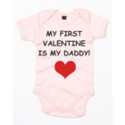 My First Valentine is my Daddy
