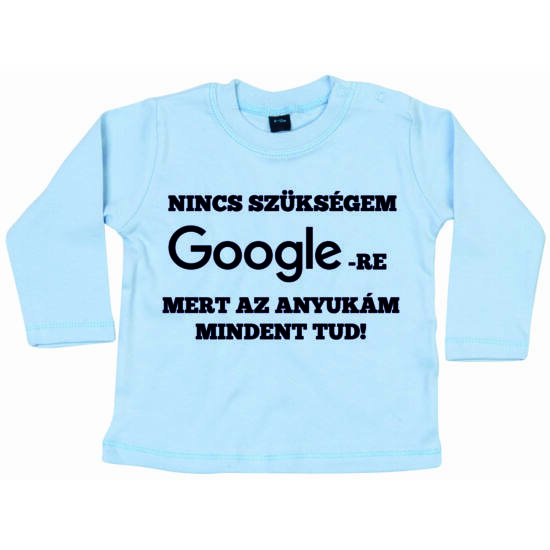 Nincs szükségem Googlera Anyukám