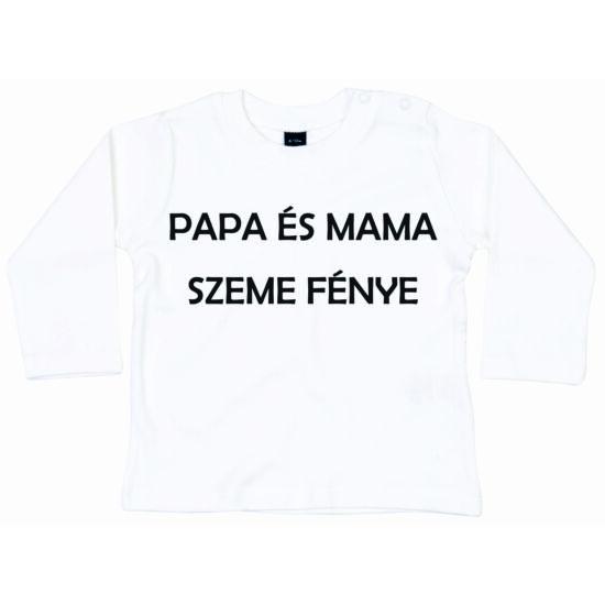 Papa és Mama Szemefénye