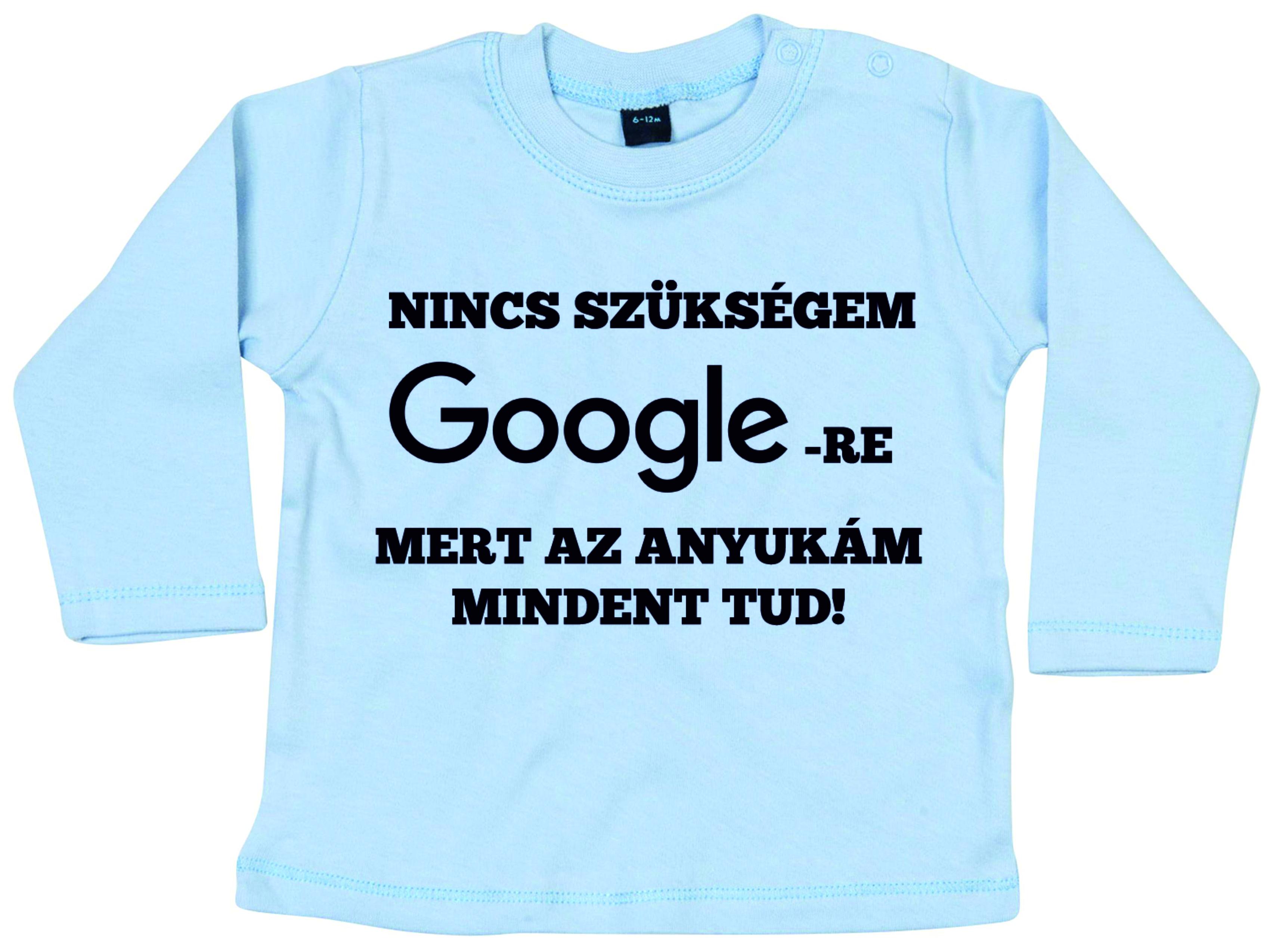 Nincs szükségem Googlera Anyukám 27ca58c1bf